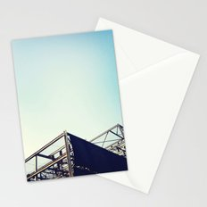 Industrial Pyramids Stationery Cards