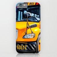 School Bus iPhone 6 Slim Case