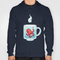 Octopus Tea Hoody