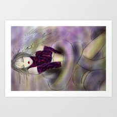 Chimericall Art Print