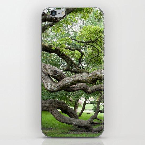 adapt or perish iPhone & iPod Skin
