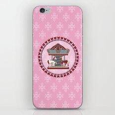 Merry Go 'Round iPhone & iPod Skin