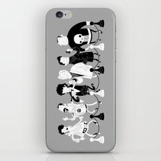 Chess Convention iPhone & iPod Skin