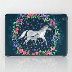 Mama and Baby Unicorn iPad Case