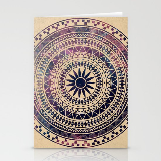 Substitution II Stationery Card