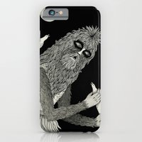 iPhone & iPod Case featuring Thievery in the Woods by Jon MacNair