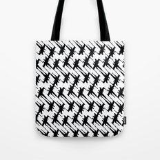 Xtooth Tote Bag
