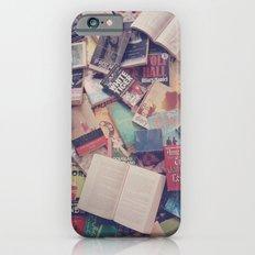 Book mania! (2) iPhone 6s Slim Case