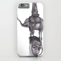 Dali's Dream iPhone 6 Slim Case