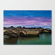 Ashbridges Bay Toronto Canada Sunrise No 14 Canvas Print
