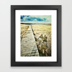 Connemara National Park, Ireland Framed Art Print