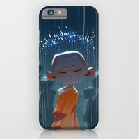 Monk In Modern Times iPhone 6 Slim Case