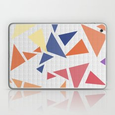 Colorful geometric pattern V Laptop & iPad Skin