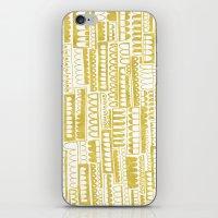 Golden Doodle Humpy iPhone & iPod Skin