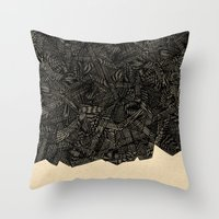 - cataract - Throw Pillow