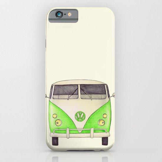 VW Type 2 iPhone & iPod Case