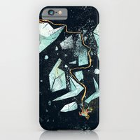 Climbing The Crevasse iPhone 6 Slim Case