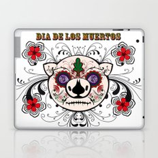 Berto: Dia de los muertos (Day of the dead) Laptop & iPad Skin