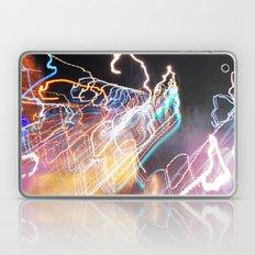 Techno-Finger Painting Laptop & iPad Skin