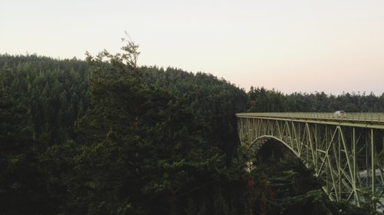 Deception Pass Art Print
