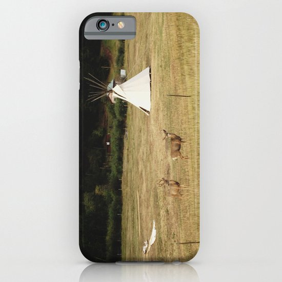 Salida Teepee Deer iPhone & iPod Case