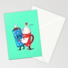 SANTA WANNABE Stationery Cards