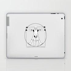 Vitruvian Stormtrooper Laptop & iPad Skin