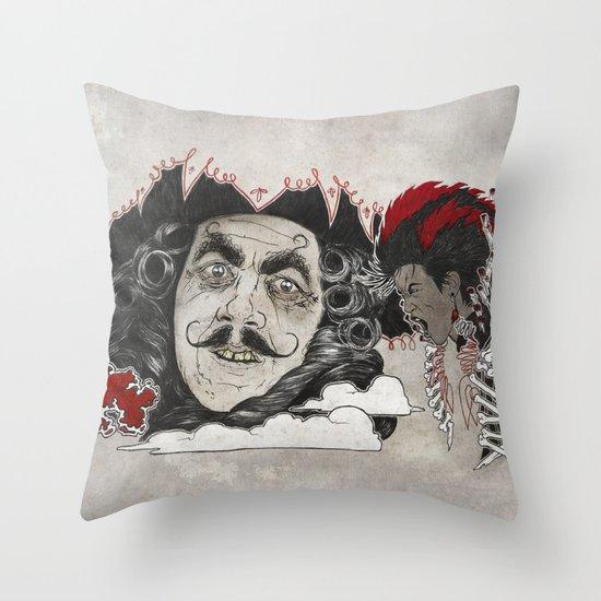 Rufio Throw Pillow