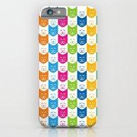 Cats iPhone 6 Slim Case
