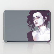 Helena Bonham Carter (Sweeney Todd) iPad Case