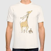 Good day for business Mens Fitted Tee Natural SMALL