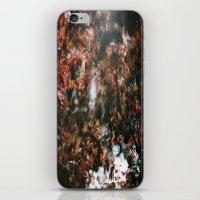 Las Hojas iPhone & iPod Skin