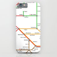 iPhone Cases featuring There And Back Again by Reagan Lee