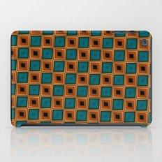 Squares iPad Case
