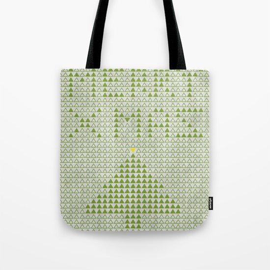 triangular wishes Tote Bag