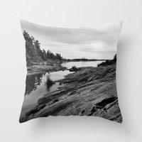 The Massasauga Park Throw Pillow