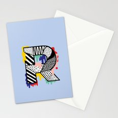 R for ... Stationery Cards