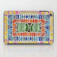 Geometric Drawing Medita… iPad Case