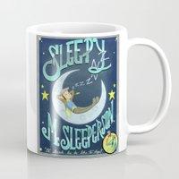Sleepy McSleeperson Mug
