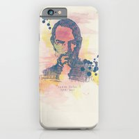iPhone & iPod Case featuring RIP Steve Jobs (1955-2011) by The Babybirds