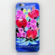 Oahu Flower iPhone & iPod Skin