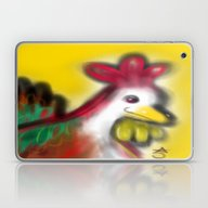 Thanksgiving Revenge Tur… Laptop & iPad Skin