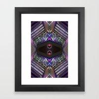 ODN 0215 (Symmetry Serie… Framed Art Print