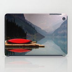 landscape of gods iPad Case