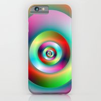 Torus Without And Within… iPhone 6 Slim Case