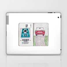 Roadtrip to Austria Laptop & iPad Skin