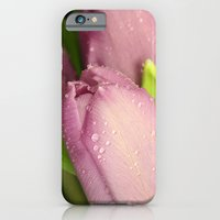 Pink Tulips iPhone 6 Slim Case