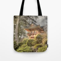 Peaceful Escape Tote Bag