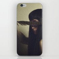 Your Worry Is A Mere Fea… iPhone & iPod Skin