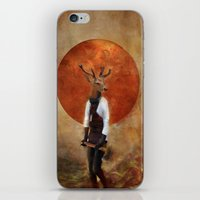 Deer Dear iPhone & iPod Skin